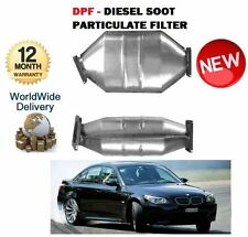 FOR BMW 525D 530D E60 E61 M57N  2004-2010 NEW DPF DIESEL SOOT PARTICULATE FILTER