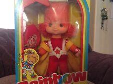 NRFB Vintage Mattel Rainbow Brite Red Butler and Romeo Sprite