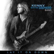 Lay It On Down - Kenny Wayne Shepherd (2017, CD NUOVO)