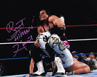 Bret Hitman Hart Signed 8x10 Picture WWE Wrestling Photo Autographed COA Foil
