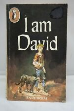 I Am David by Anne Holm Puffin 1976 Free Post.