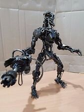 Terminator T-800 Metal Iron Display Model Artwork Decor Paperweight Handcrafted