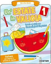 un'Estate in valigia Kit 1° italiano+matematica, Cetem scuola primaria