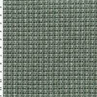 Gray/Navy/Multi Texture Chenille Dobby Home Decorating Fabric, Fabric By The