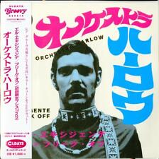 ORCHESTRA HARLOW-EL EXIGENTE/FREAK OFF-JAPAN 7INCH VINYL Ltd/Ed C94