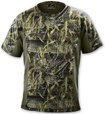 Fishouflage Performance Cotton Musky Fishing Camo S/S T Shirt - NEW!