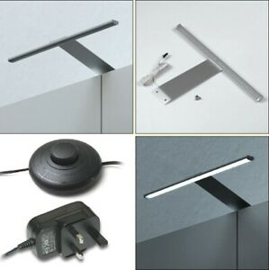 Over Cabinet Led Lighting Downlight Kit with Power Adaptor And Foot Switch