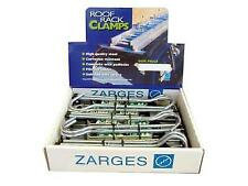 ZARGES Roof Rack Clamps Display (5 Pairs) Zar40980pdis