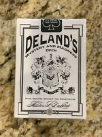 Unopened Sealed Bicycle DeLand's Mystery and Madness Magic Deck of Playing Cards