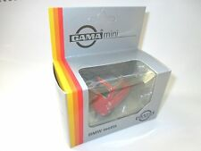 Bmw motor Coupe motor Coupe Isetta (ex ISO patente) rojo Rouge red gama 1:43 Boxed!