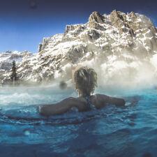 SCHWEIZ Wellness Reise Wallis inkl. Alpen Therme & 4* Thermalhotels Leukerbad 2P