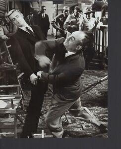 The Carpetbaggers (1964) 7x9 black & white movie photo #7a