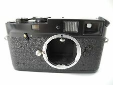 LEICA M4 DA IN BLACK PAINT PERFECT WORKING CONDITION EX+/++ PAINT VERY CLEAN