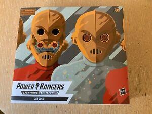 Power Rangers Lightning Collection  Zeo Cogs Twin Set Free Post U.K.Mega New