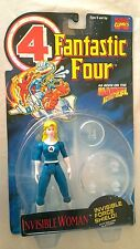 FANTASTIC FOUR INVISIBLE WOMAN MARVEL COMICS TOY BIZ 1994