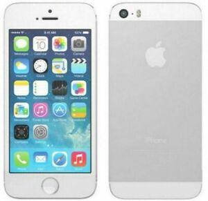 Apple iPhone 5 32GB Blanco Grado A++ Come Nuevo Usado Reacondicionado ES.125