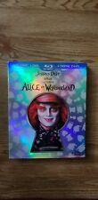 Alice in Wonderland (Blu-ray Disc, 2010) Best Buy Exclusive