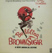 Original Broadway Cast(Vinyl LP Gatefold)Bubbling Brown Sugar-H&L-9109 -Ex+/NM