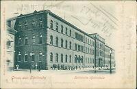 Ansichtskarte Karlsruhe Technische Hochschule  (Nr.981)