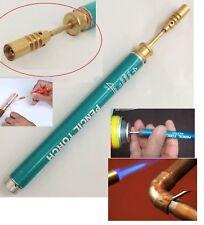 19 cm Lápiz ANTORCHA SOLDADURA SOLDADURA BUTANO para fabricación de joyería Recargable Práctico