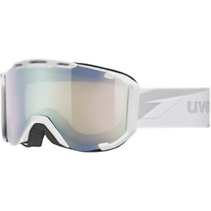 Uvex Snowstrike VM Ski / Snowboard Goggle - White - Variomatic