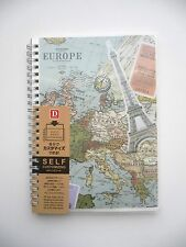 Self Customize Cover Sleeve Memo, Note Book, Travel Journal 60 Sheets BN