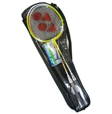 YONEX 2 Player Badminton Set including 2 Racquets & 2 Nylon Shuttles