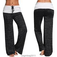 Women Harem Loose Pants Hippie Wide Leg Gypsy Yoga Dance Boho Palazzo Trousers