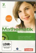 Cornelsen - Lernvitamin Mathematik Klasse 7 - PC Software - Neu / OVP