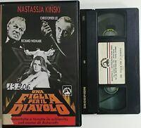 Una figlia per il diavolo - (Nastassja Kinski) - VHS ex noleggio - Skorpion