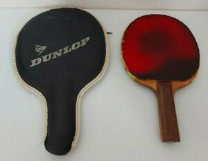 Vintage Retro TABLE TENNIS BAT Yasaka Jean-Philippe Gatien