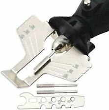 Chain Sharpening Teeth Kit Saw Power-Sharp Chainsaw Sharpener Grinding Tool aa