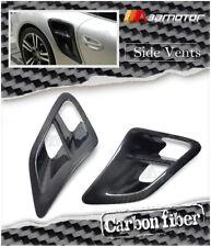 Carbon Fiber Side Scoop Air Vents For 2005-2012 Porsche Carrera 911 997 Turbo