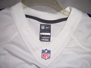 Nike Tony Romo Dallas Cowboys White NFL On Field Jersey SIZE M  LIMITED EDITION~