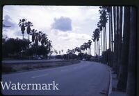 1963 kodachrome photo slide  Los Angeles County CA #11