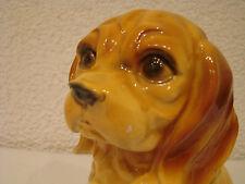 Hund, kleiner Mischling, Hundeskulptur, Welpe, treuer Hund, Papiergewicht,