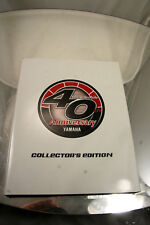 Vintage Yamaha 40th Anniversary Snowmobile History Book  Author signed!!! NEW