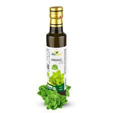 Certificado Orgánico Aceite de Orégano semilla infundido 250ml biopurus