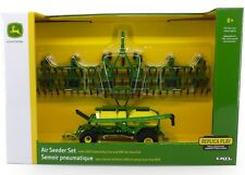 2018 ERTL 1:64  JOHN DEERE AIR SEEDER SET 1870 Air-Hoe Drill C850 Commodity Cart