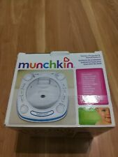 munchkin nursery projector and night light