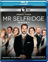 Mr Selfridge: Season 3 (Blu-ray)