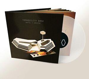 ARCTIC MONKEYS Tranquility Base Hotel + Casino ltd180g clear vinyl LP NEW/SEALED