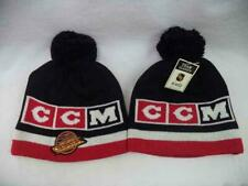 New Licensed NHL Vancouver Canucks CCM Beanie Hat Last Ones!  B138