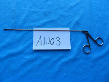 Medtronic Xomed ENT Jako Micro Laryngeal Cup Forceps 1mm Straight  3731030