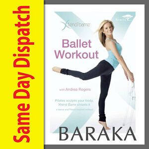 XTend Barre: Ballet Workout with Andrea Rogers Region 4