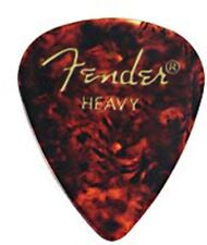 FENDER 351 CLASSIC PICKS 12 PACK SHELL HEAVY Model 0980351900 FENDER ACCESSORIES