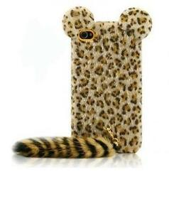 Cover IPHONE 4-4s Cub Leopard