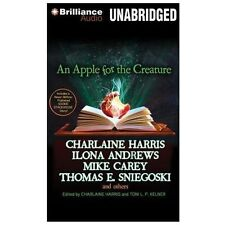 AN APPLE FOR THE CREATURE unabridged audio book on CD by HARRIS, ANDREWS, CAREY