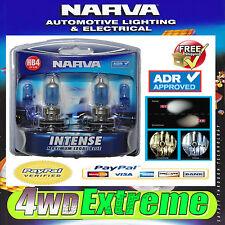 NARVA HB4 GLOBES BLUE INTENSE 12V 51W 48474BL2 LIGHTS HEADLIGHTS PARKER T10 CAR