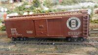 "Varney Vintage HO 40"" AAR Boxcar, Custom Lettered, Buck Creek, CV Trucks., Exc,"